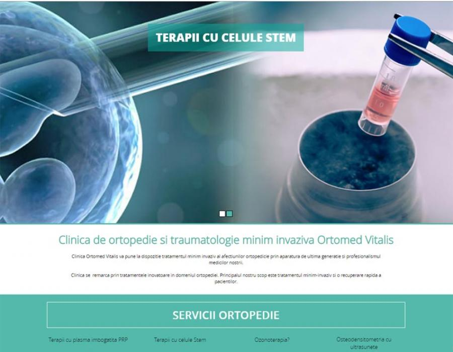 Clinica Ortomed Vitalis