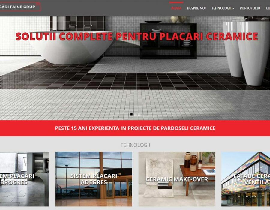 Placari Faine Grup SITE