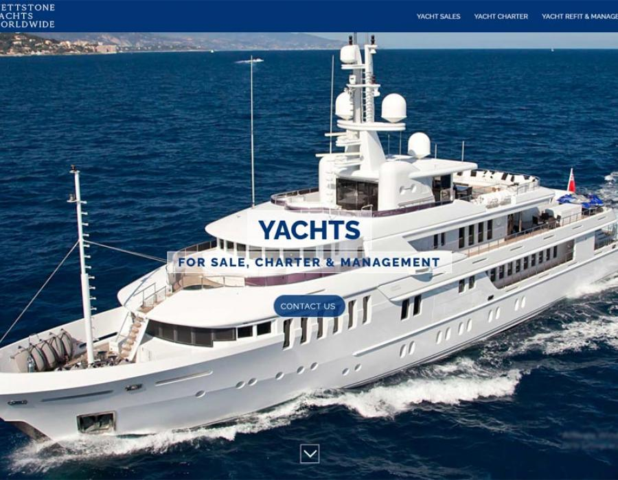 Wettstone Yachts Worldwide web design pitesti